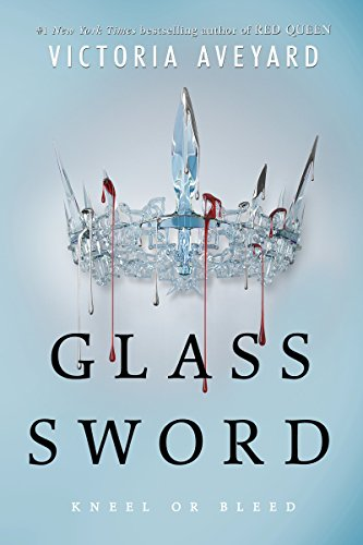 Glass Sword (Red Queen, #2)  - Malaysia Online Bookstore