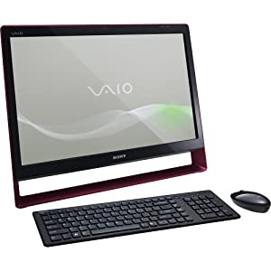 Sony VAIO VPCL137FX/R All-In-One PC