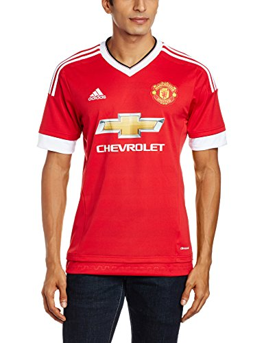 Manchester United Adidas Home Jersey 2015 - 2016 (Manchester United Classic compare prices)