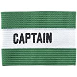 Kwik Goal Youth Captain Arm Band, Green