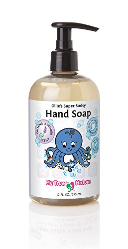 My True Nature Ollie'S Super Sudsy Hand Soap, 12 Fluid Ounce