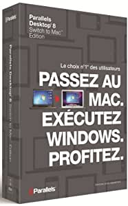 Parallels Desktop 8 : switch to Mac