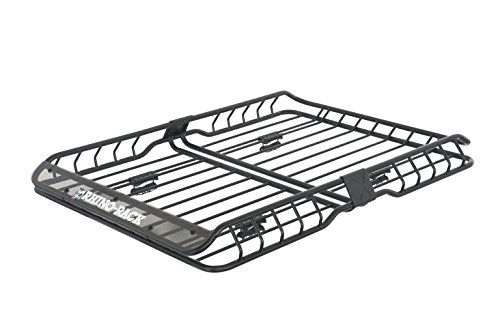 Compare Rhino Rack Xtray Large Roof Mount Cargo Basket For