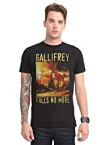 Doctor Who Gallifrey Falls No More T-Shirt Size : X-Large