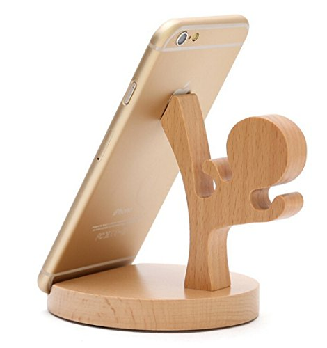 Jooyi-Natural-Beech-Personalized-Unique-Mobile-Phone-Stand-Holder-Cute-Wooden-Handcrafted-Gift-for-Friend-Boyrfriend