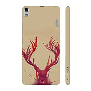 Enthopia Designer Hardshell Case Bambi's Hubby Back Cover for Lenovo K3 note
