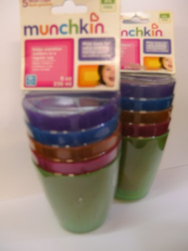 Munchkin 5 Multi Cups , 2/pack Offer - 1