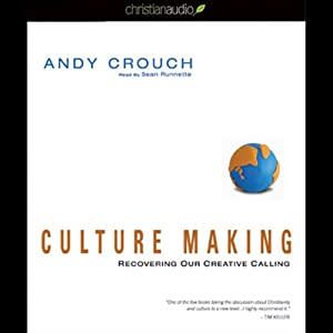 Culture Making Audiobook