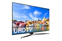 Samsung UN40KU7000 40-Inch 4K Ultra HD Smart LED TV (2016 Model) from Samsung