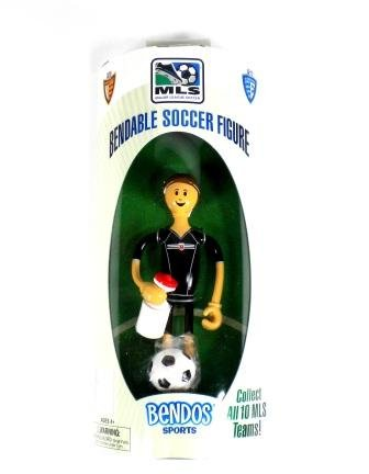Picture of Bendos Sports DC United Bendable Soccer Figure (B004S7RUTU) (Bendos Sports Action Figures)