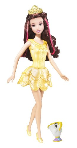 Disney Princess Bath Beauty Belle Doll