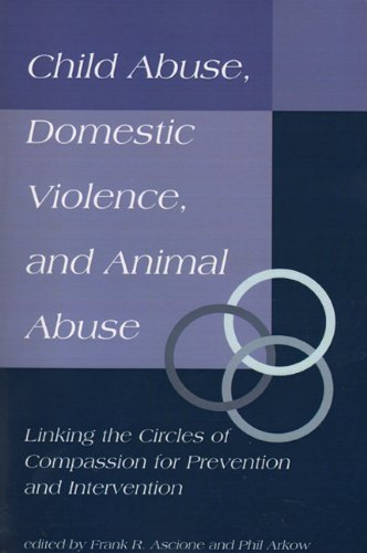Child Abuse, Domestic Violence, and Animal Abuse