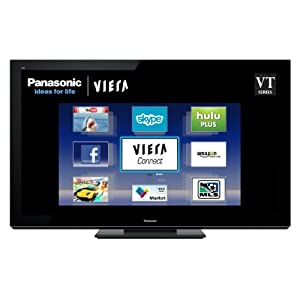 Panasonic VIERA TC-P65VT30 65-inch 1080p 3D Plasma HDTV, $2177