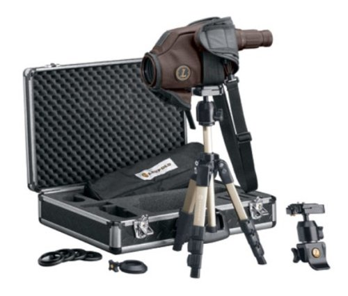 Leupold Gr Hd Spotting Scope Kit, Brown, 12-40 X 60Mm