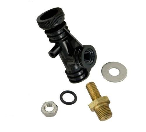 Pentair PacFab Triton II Sand Pool Filter Air Bleed Fitting Parts Kit 154687