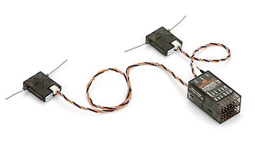 Ar9020 9-Channel Dsmx/Xplus Receiver
