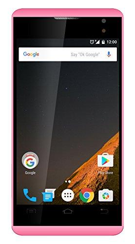 Figo Virtue 4.0 - Unlocked Dual Sim Smartphone - GSM Unlocked (Pink)