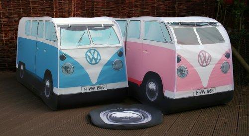 VW C&er Van Childu0027s Pop up Play Tent-blue Toy Kids Play & ? VW Camper Van Childu0027s Pop up Play Tent-blue Toy Kids Play ...