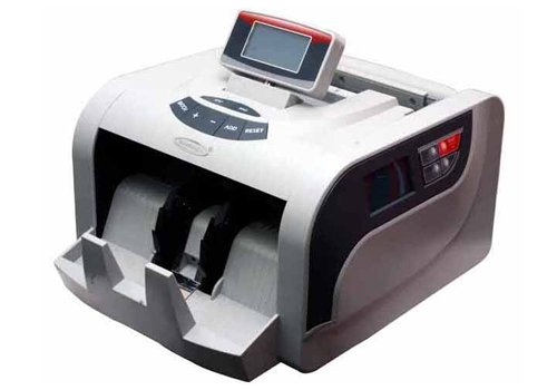 Bambalio BEE-7000 Currency counter with inbuilt fake note detection, 1 year warranty