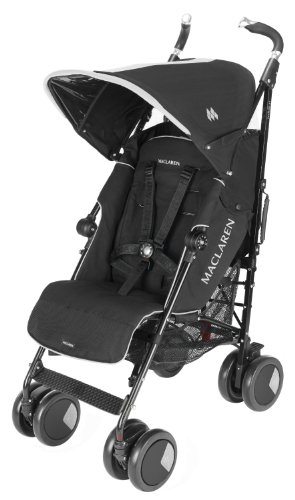 Maclaren Techno XT Stroller Persian Black WSE07022