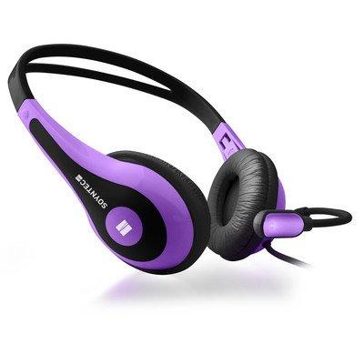 Stereo Headset SOYNTEC NETSOUND500VIOLET