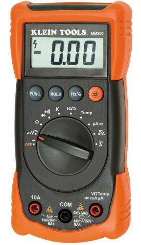 Klein Tools MM200 Auto Ranging Multimeter photo