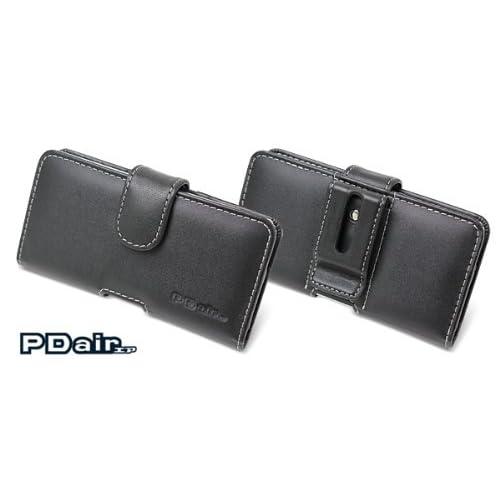 ミヤビックス PDAIR レザーケース for kobo Touch 縦開きタイプ(ブラック) PALCKBTN905F/BL