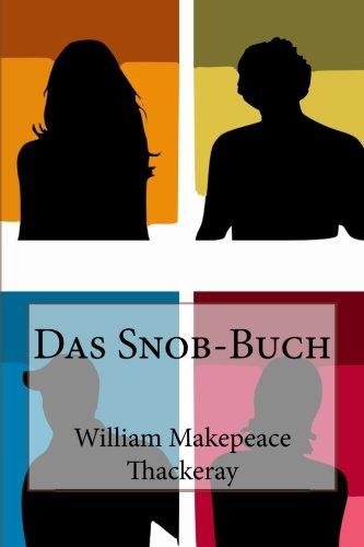 Das Snob-Buch (German Edition) PDF