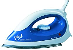 Orpat OEI-157 1000-Watt Dry Iron (Blue)