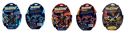 Yo-Glow - The Next Evolution of Yo-Yo- Inferno with Volcano Band