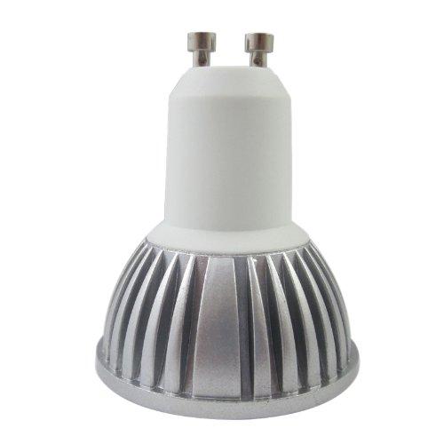 Led 3*3W Gu10 Spotlight Led Light Bulb Spotlight Lamp Warm White Dc12V