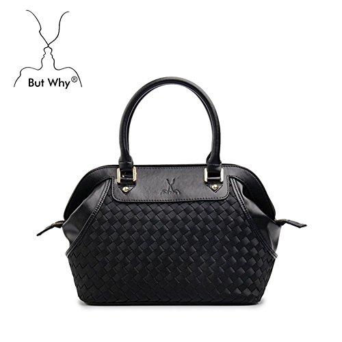sacs à main européens et américains de mode tendance/Tissé sac à bandoulière/Mme Messenger Bag