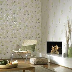 Superfresco Wallpaper - Botanic Green by New A-Brend