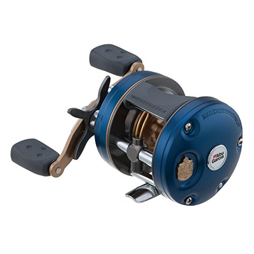 Abu garcia classic baitcast reel outdoor store for Amazon fishing reels