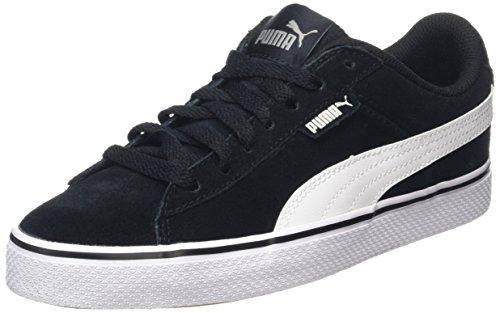 Puma Puma 1948 Vulc, Unisex-Erwachsene Sneakers, Schwarz (black-white 04), 44.5 EU (10 Erwachsene UK) thumbnail