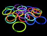 Super Bright Longest Lasting Glow Sticks - 100 Premium Quality Glow Sticks