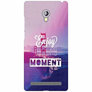Asus Zenfone 6 A601CG Back Cover - Moment Love Designer Cases