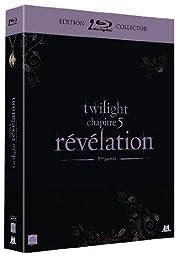 Twilight - Chapitre 5 : Révélation, 2ème Partie - Édition Collector