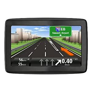 TomTom VIA 1505TM 5-Inch GPS Navigator with Lifetime Traffic & Maps $129.99
