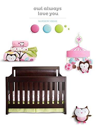 Circo Woodland Wonders 4Pc Crib Bedding Set