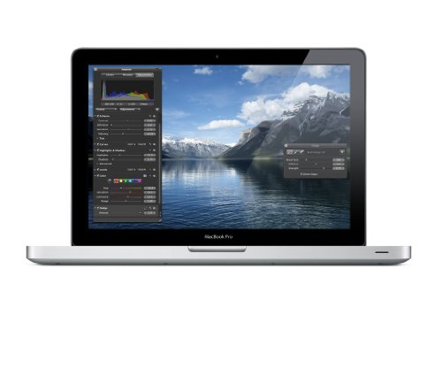 picture Apple MacBook Pro 13-inch Laptop (OLD VERSION)