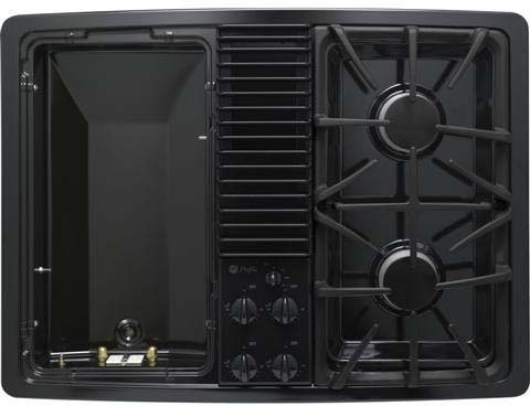 Ge Gas Cooktop