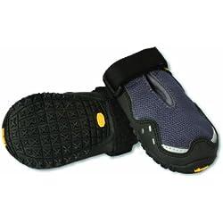 Ruffwear Bark'n Boots GripTrex Hundeschuhe, grau, M