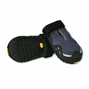 Ruffwear Grip Trex Boots for Dogs 2.25-Inch, Granite Gray
