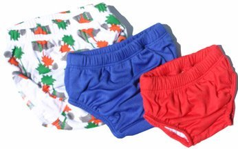 Sprint Aquatics Children's Swim Diaper - Blue Small - 13 to 18 lbs