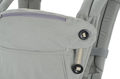 ERGObaby Four Position 360 Baby Carrier, Grey