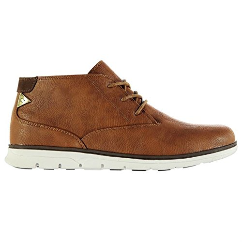 soviet-mens-illinois-casual-boots-shoes-colour-contrasting-panelled-design-tan-uk-8-42