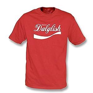 Kenny Dalglish (Liverpool) Enjoy-Style Football T-shirt (Small)