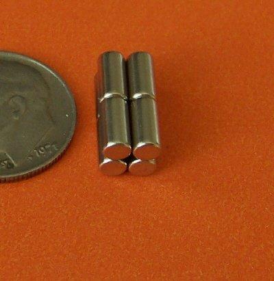 Rare Earth Magnets 1/8