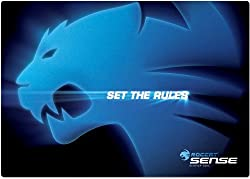 Roccat Sense High Precision Gaming Mousepad (Glacier Blue) (PC)